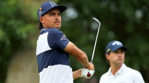 Rickie Fowler, Rocket Mortgage Classic Round 2