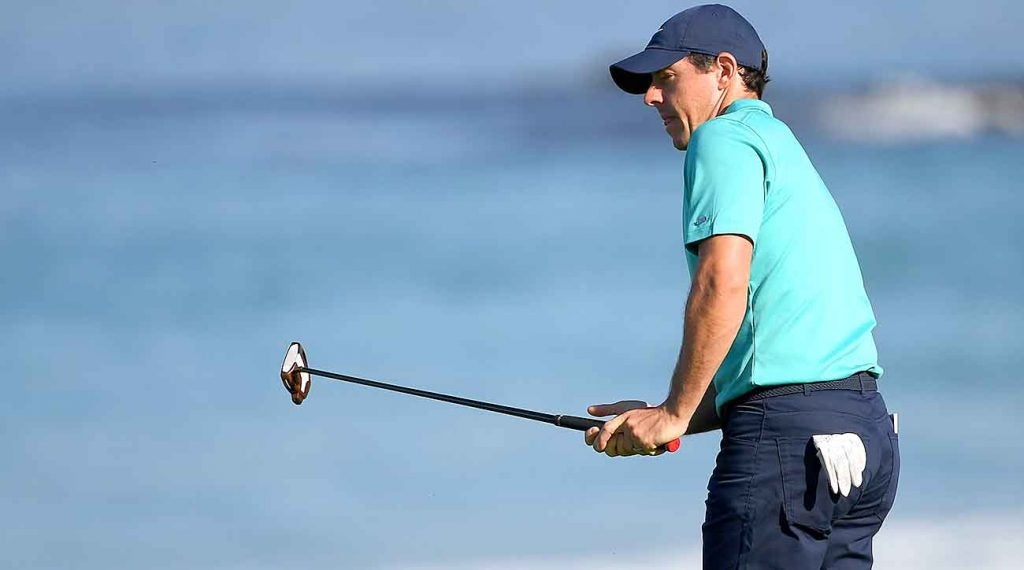 Rory Mcilroy enters the U.S. Open as one of the favorites.