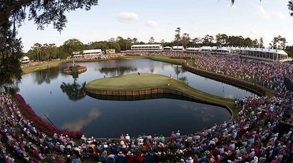 TPC Sawgrass, 17th hole
