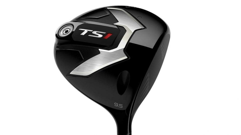 A look at the new Titleist TS1 lightweight driver.