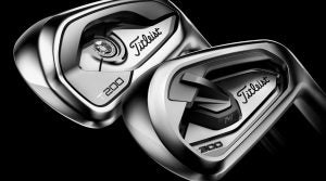 Titleist's T200 and T300 debuted at the Travelers Championship.
