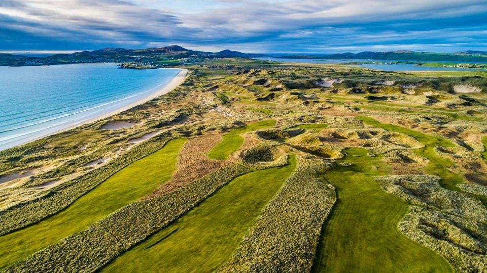 Tom Doak To Build 18 Hole Golf Course On Seaside Dunes Of