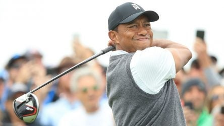 Tiger Woods US Open R1