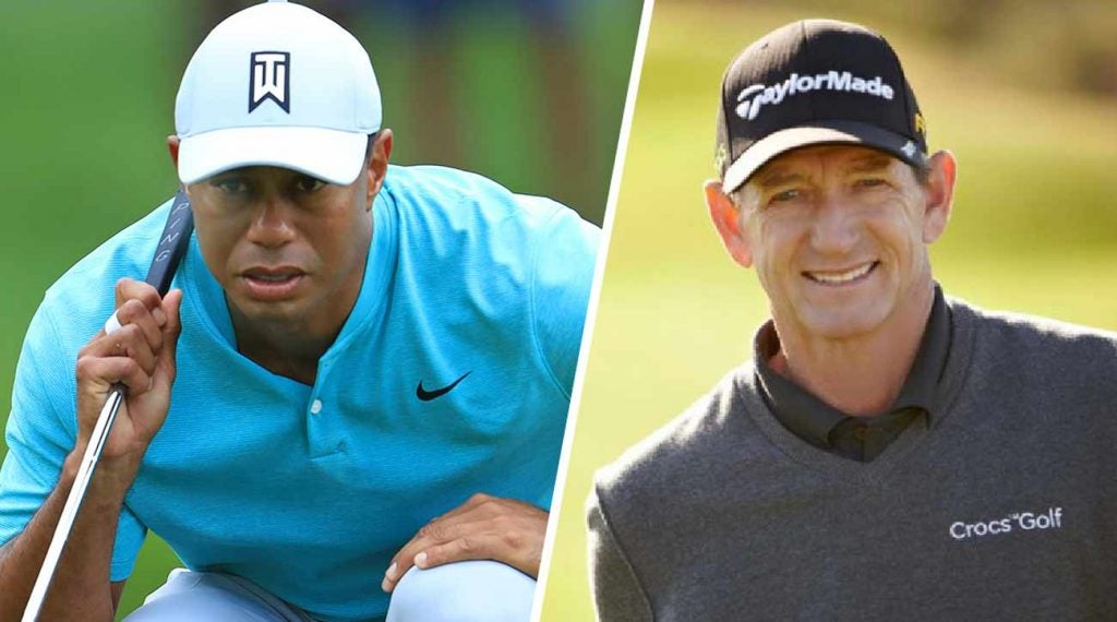 Tiger Woods is rarely so blunt in his press conferences as Friday, talking about Hank Haney.