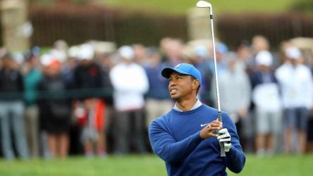 Tiger Woods Pebble Beach US Open