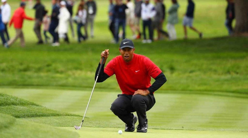 Tiger Woods Schedule British Open