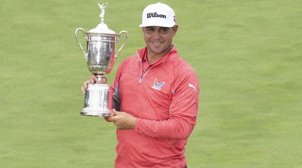 Gary Woodland is now ranked in the top 12 in the world.
