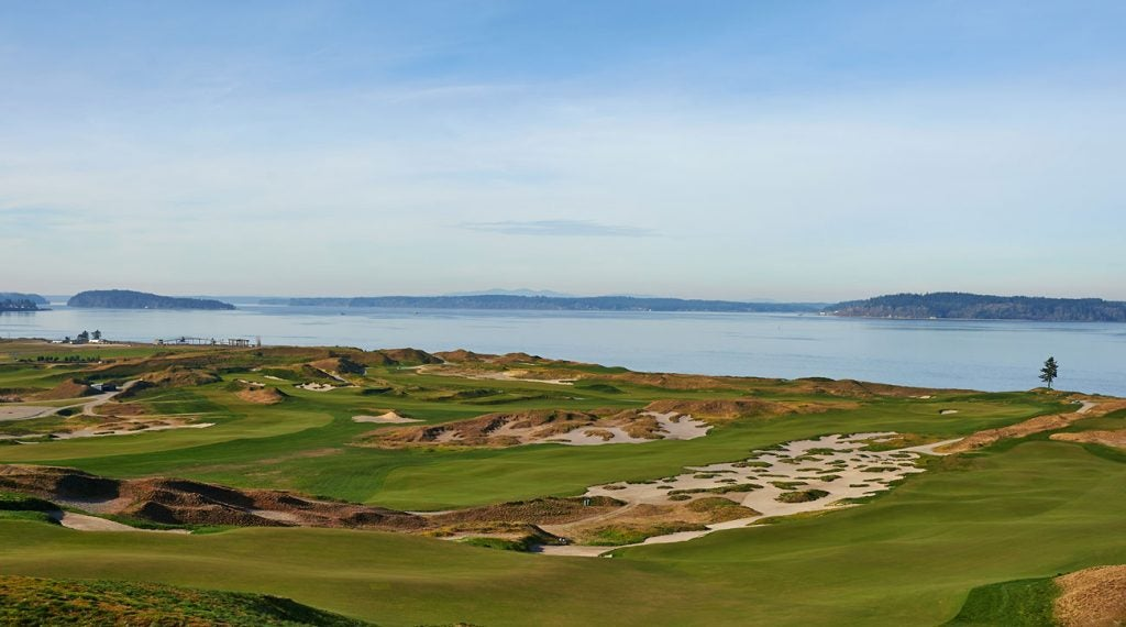 Is another major championship in Chambers Bay's future? Time will tell.