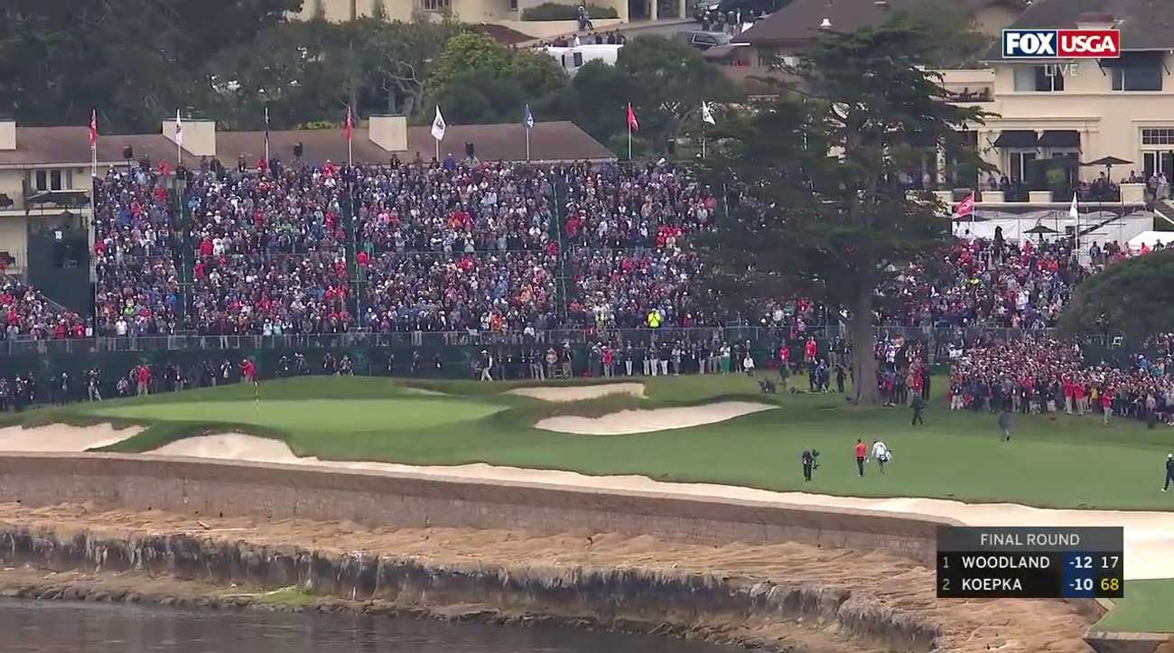 Why Fox Sports has become the best TV broadcast in golf