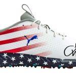 Gary Woodland Star Spangled golf shoes
