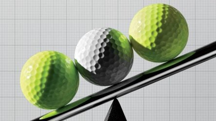 New Golf Balls 2019