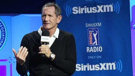 Hank Haney was suspended by the PGA Tour on Thursday.