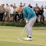 Putter weight: Jack Nicklaus at the 1970 Open Championship