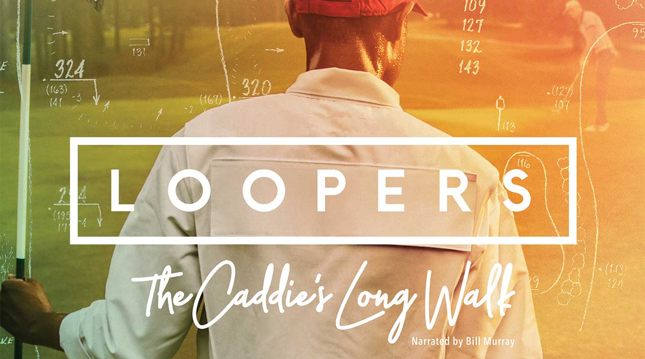 752759a1 Loopers: The Caddie's Long Walk, is a fun and biographical glimpse into the  evolution of caddying