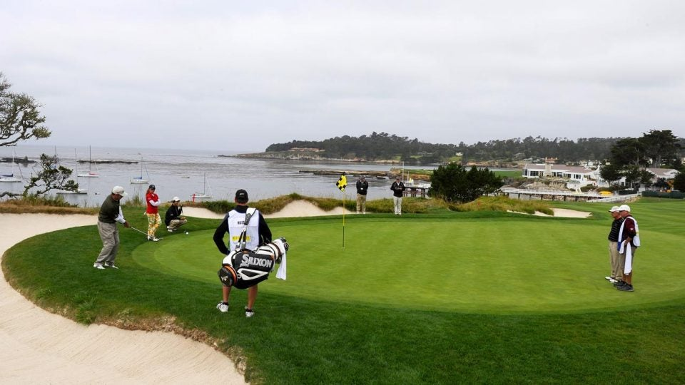 Pebble Beach green fees: 2011 the Nature Valley First Tee Open at Pebble Beach