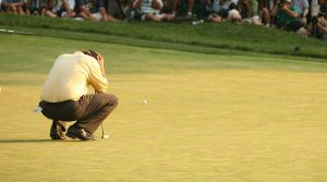 Phil Mickelson after losing the 2006 U.S. Open at Winged Foot.