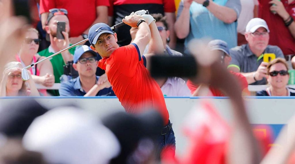 Rory McIlroy cruised at the RBC Canadian Open. Can he win his second U.S. Open a week later?