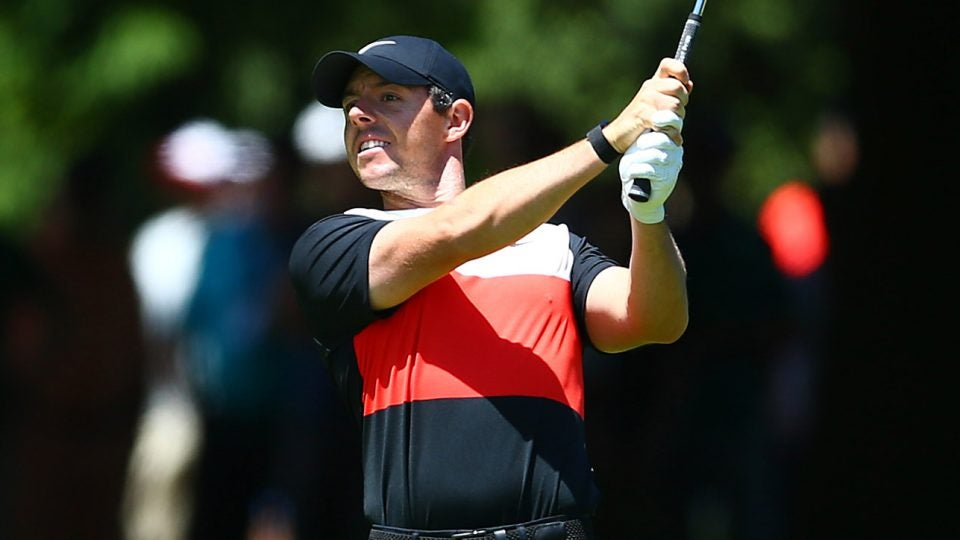 Rory McIlroy at 2019 RBC Canadian Open