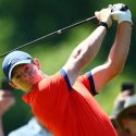 Rory McIlroy hits a drive during the final round of the RBC Canadian Open.