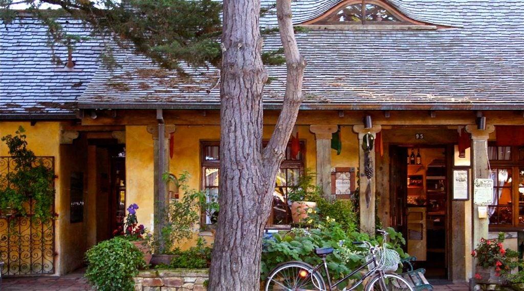 Casanova is one of the most popular restaurants in Carmel.