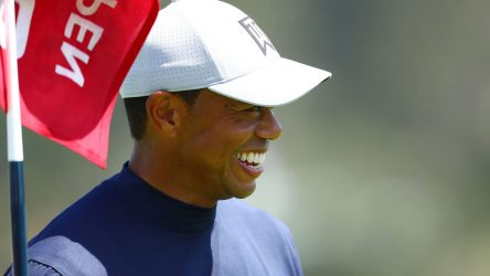 Tiger Woods' first round at Pebble Beach revealed