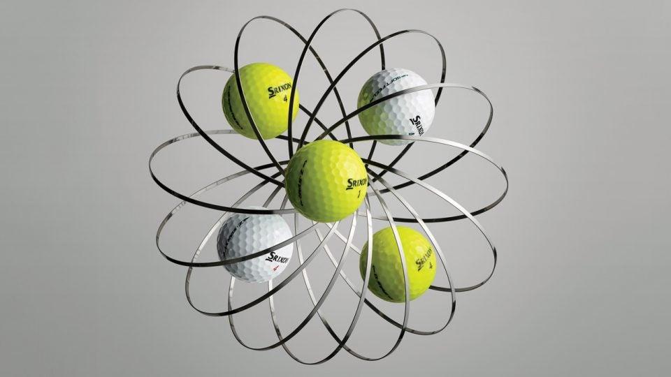 Tour value golf balls: Srixon