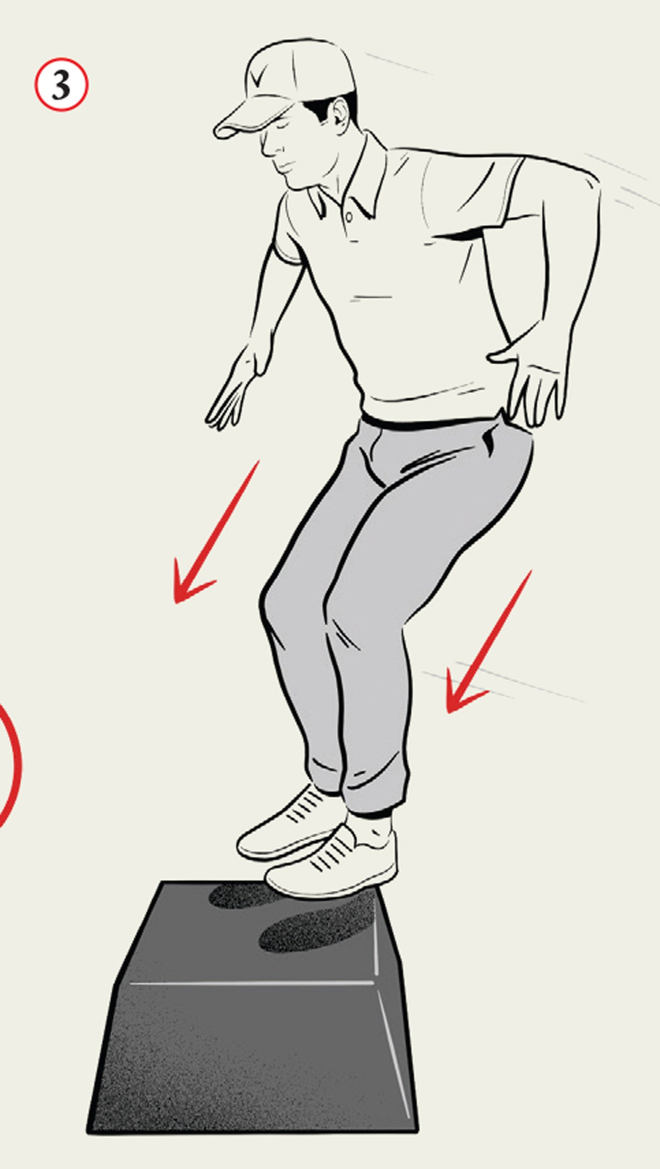 Golf Swing Power - 1 Simple Exercise for More Distance