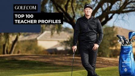golf instruction teacher
