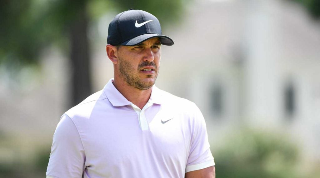Brooks Koepka is the man to beat in the FedEx Cup Playoffs.
