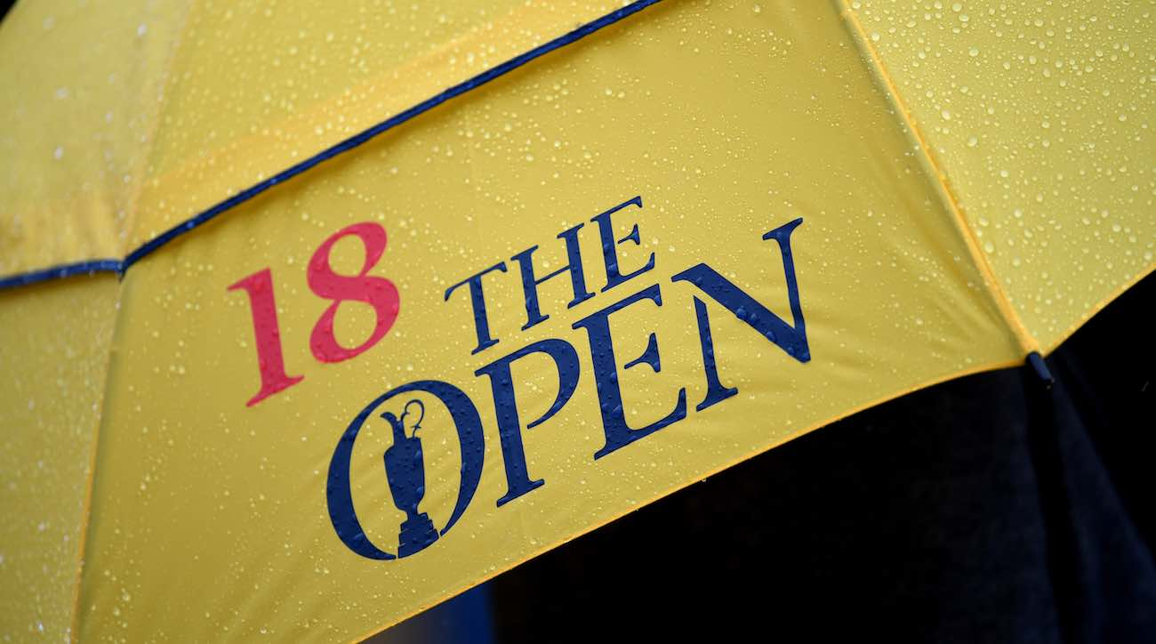 british open 2019  bad weather is about to throw portrush into chaos