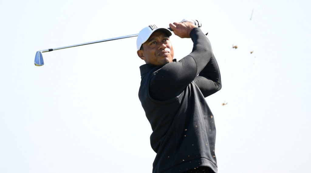Paul Azinger isn't high on Tiger Woods' chances to win again soon.