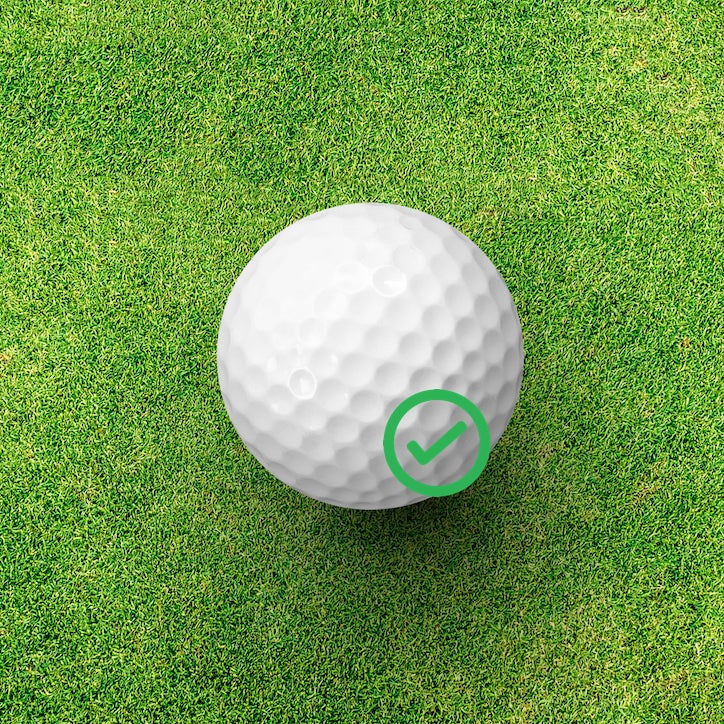 Golf Ball Cheat Sheet: Are you looking at the wrong part of the golf ball?