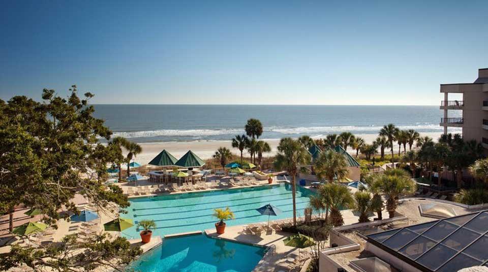 The Marriott Hilton Head Resort & Spa.