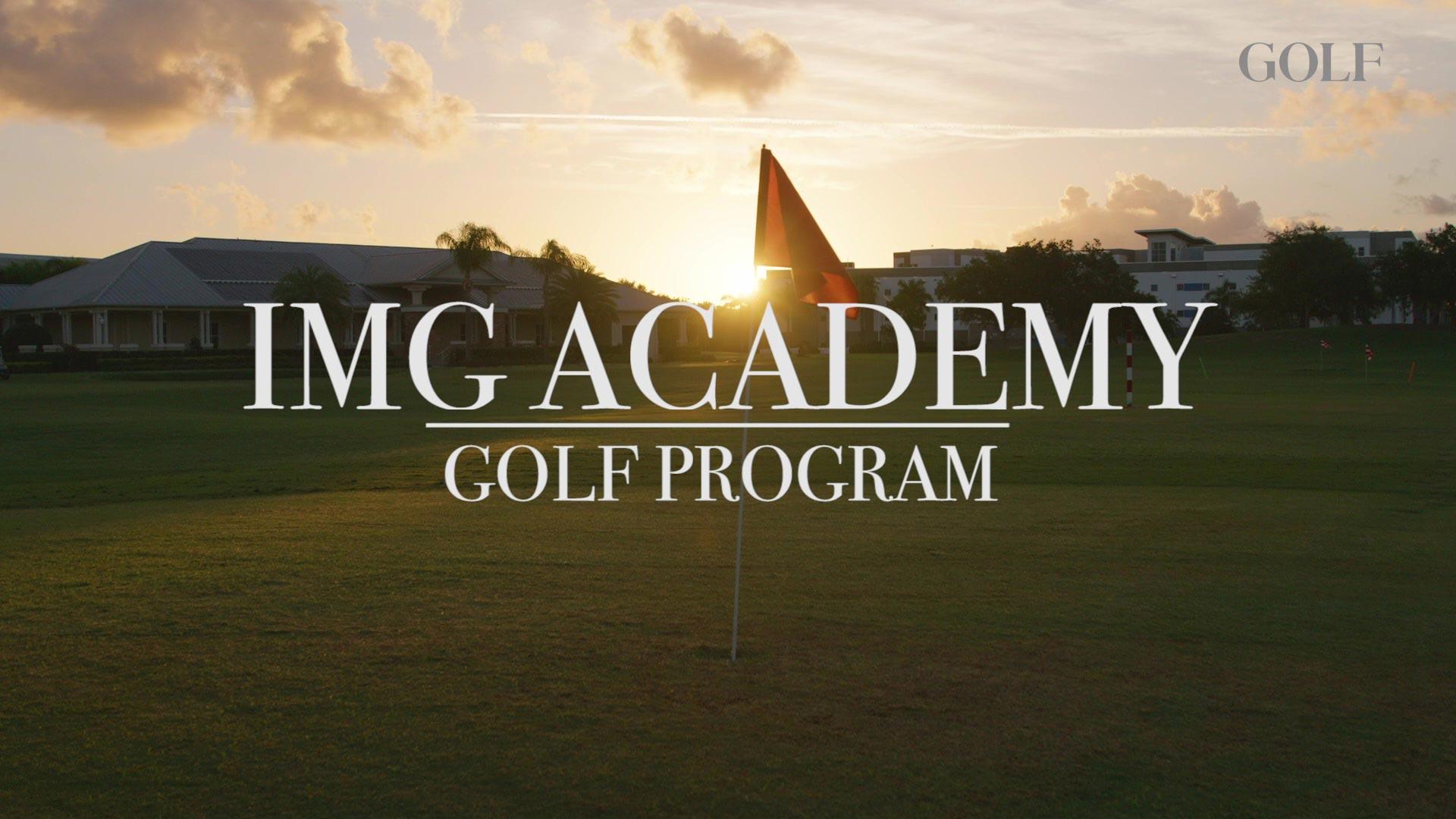 inside img academy u0026 39 s golf program