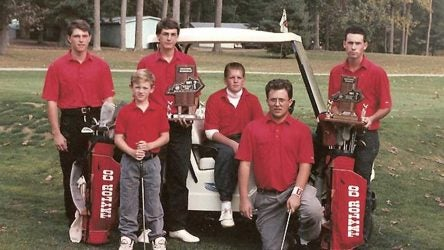Can you tell which one is J.B. Holmes?