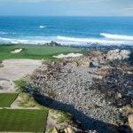 The par-3 14th has long been the Monterey Peninsula Dunes Course's signature hole.