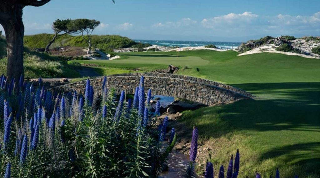 Monterey Peninsula Country Club Dunes Course: A rollicking