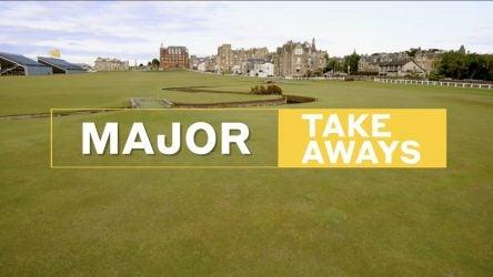 joey hines major championship golf
