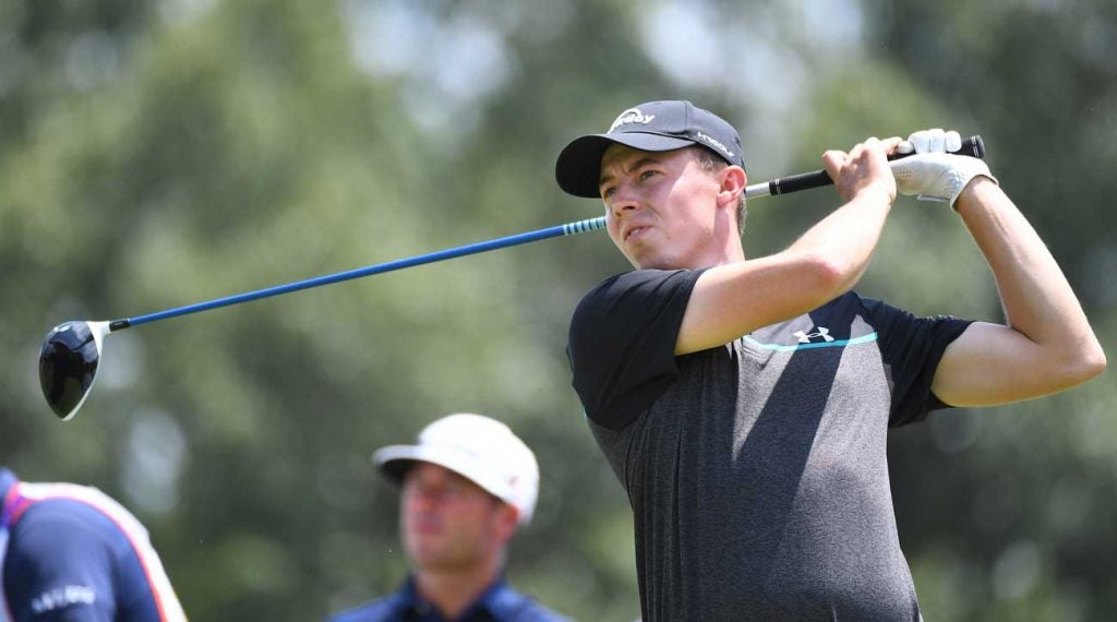 Matt Fitzpatrick has won five times on the European Tour and is hoping to add another victory to his resume at the WGC-FedEx St. Jude Invitational this week.