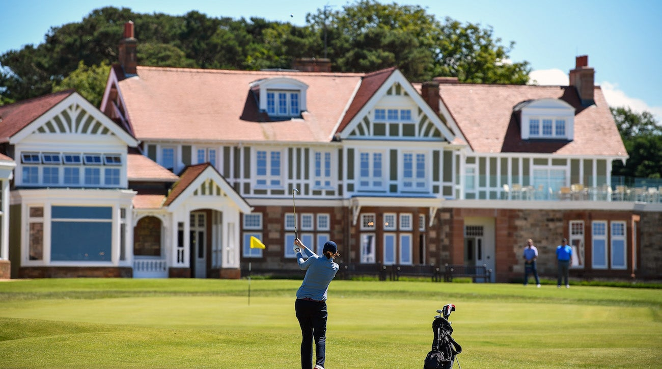 Muirfield Golf Course has hosted 16 Open Championships, most recently in 2013, when Phil Mickelson reigned supreme. It has the clubhouse to match the historic event.