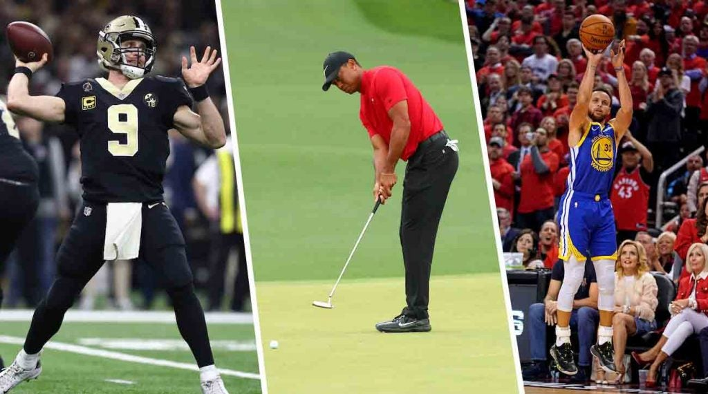 What can the PGA Tour's putting stats have to do with Steph Curry and Drew Brees?