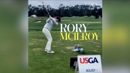 golf swing instruction