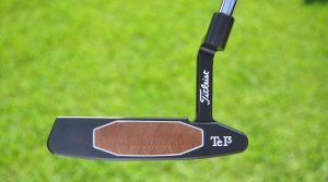 Scotty Cameron's T22 Newport 2 putter.