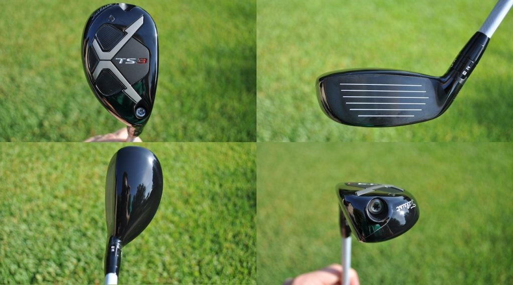 FIRST LOOK: Titleist TS2 and TS3 hybrids are all about speed