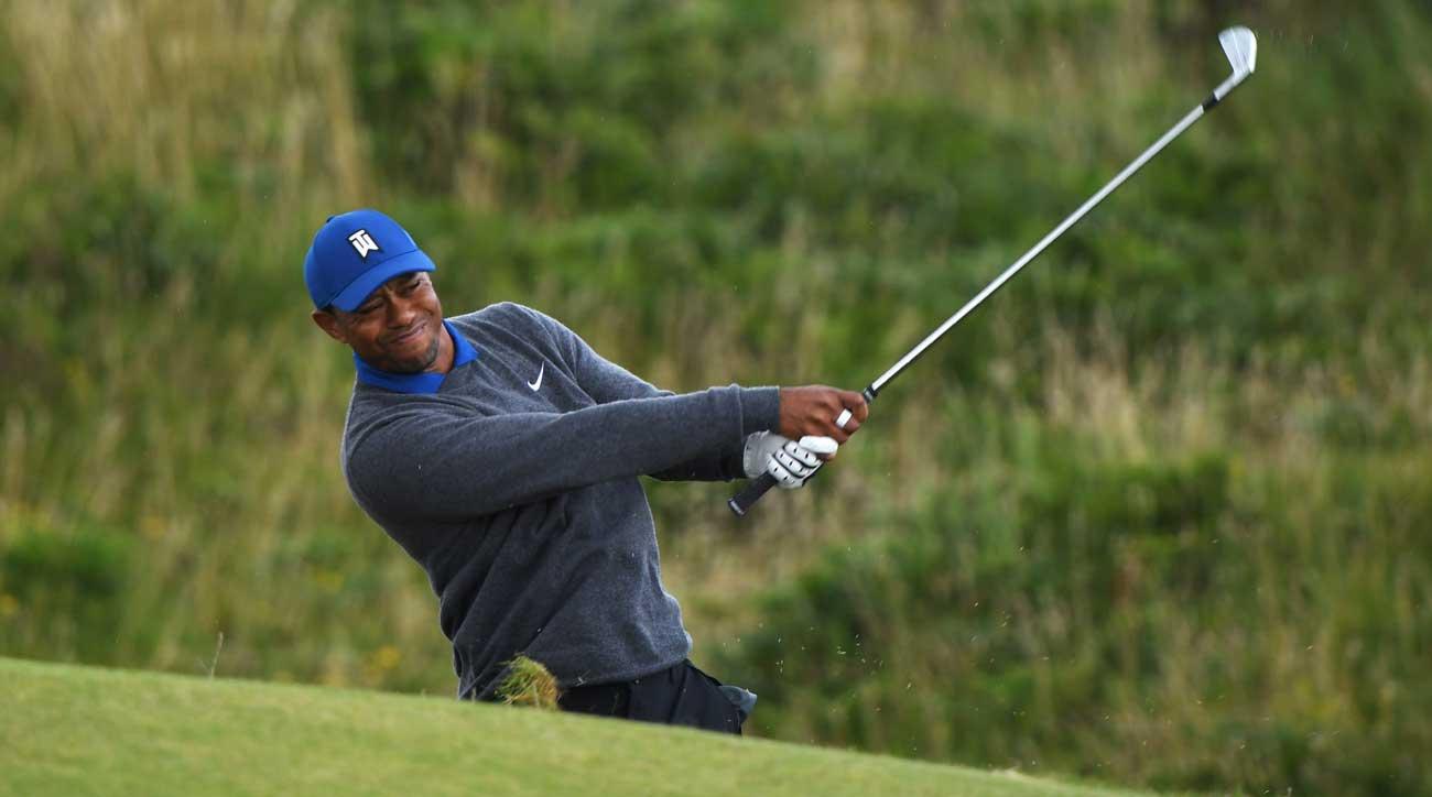 老虎伍茲Tiger Woods直接遭淘汰的大滿貫賽