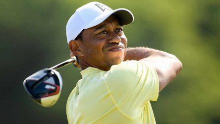 Tiger Woods driver