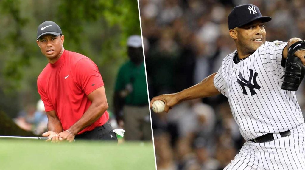 Want focus like Tiger Woods or Mariano Rivera?