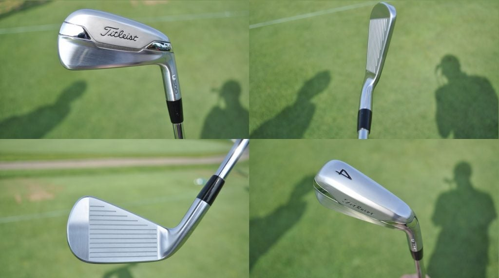 Titleist's U500 from every angle.