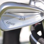 There's a simple reason behind the number written on each one of Lee Westwood's irons.