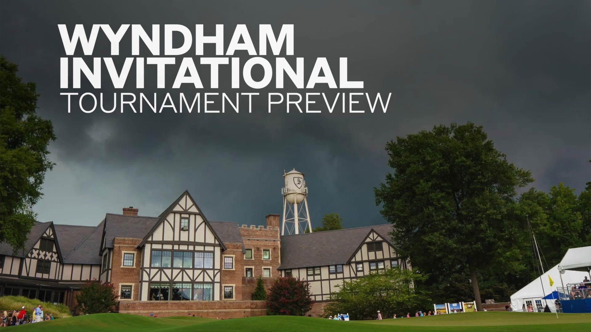 wyndham invitational